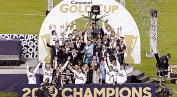 México gana la Copa de Oro de la mano de Martino