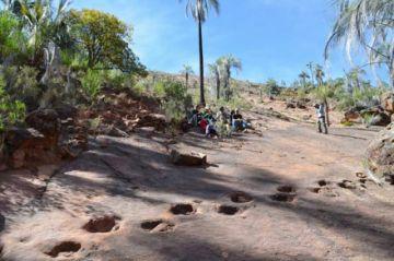 Icla apuesta por turismo paleontológico