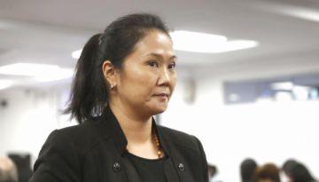 Caso de Keiko Fujimori a instancia internacional