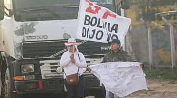 Santa Cruz cumple paro cívico por el 21F con apoyo de candidatos presidenciales