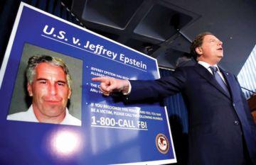 Acusan a Jeffrey Epstein de tráfico sexual de niñas