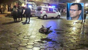 """Policía: """"Hay una organización criminal tras la muerte del señor Mauriel"""""""