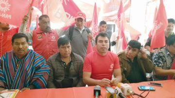 Pan-Bol sella acuerdos con gente del área rural