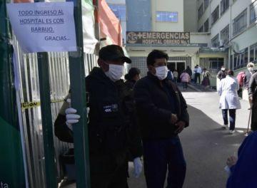 Muere uno de los médicos internados por arenavirus en La Paz