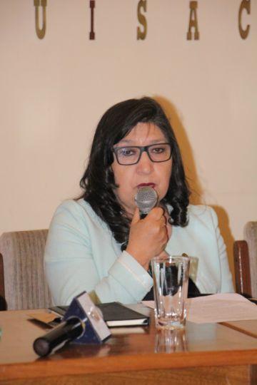 Teresa Dalenz no descarta aceptar candidatura