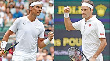Otro duelo Nadal-Federer