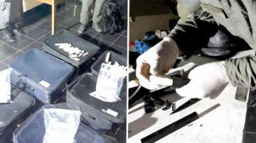 Capturan a tres bolivianos con cocaína en Argentina