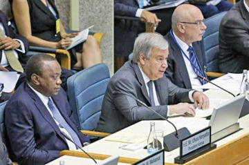 ONU reclama un mayor compromiso contra el terrorismo