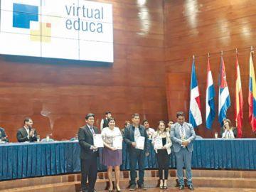 Buscan institucionalizar el Virtual Educa en Sucre