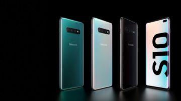 El Galaxy S10+ es el teléfono Android más vendido del mundo