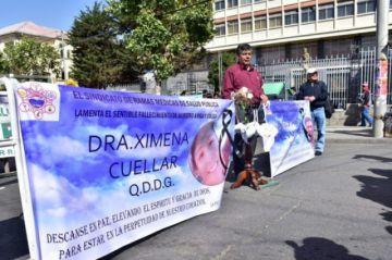 Médicos acatan paro nacional de 24 horas y piden al Gobierno un pacto por la salud