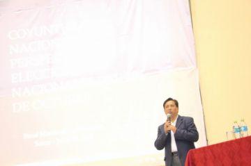 El MAS refuerza campaña con encuentros
