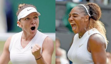 Halep-Williams, la final
