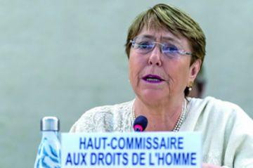 Venezuela lanza críticas contra Bachelet en la ONU