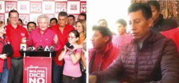 Tablero opositor se reconfigura con renuncia de Edwin Rodríguez