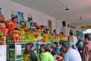 Mercados: Censo revela  monopolio de puestos