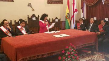 Concejo Municipal exige al Gobierno respeto a la Capital