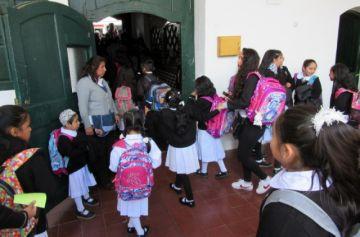 Confirman que mañana se reinician las clases en Chuquisaca