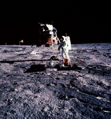 Fama y fortuna de los tres astronautas que llegaron a la Luna