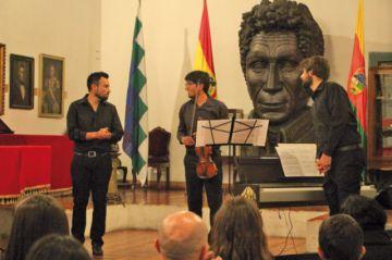 Sucre Clásico presentará un ciclo de conciertos en música académica