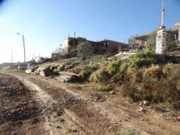 Necesidades básicas aquejan a los vecinos de Cerro Verde