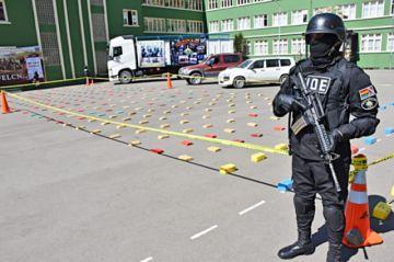 El Alto: Desbaratan banda que acopiaba cocaína