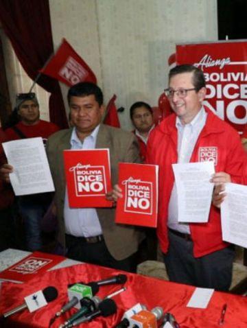 Chuquisaca: En la oposición aún no logran definir listas de candidatos
