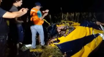 Aeronáutica Civil investiga accidente aéreo