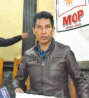 Rodríguez: No seré mandadero de empresarios