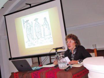 Presta presenta investigación sobre mulatas