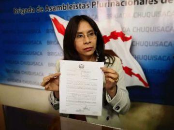 Diputada pide intervención en el penal San Roque