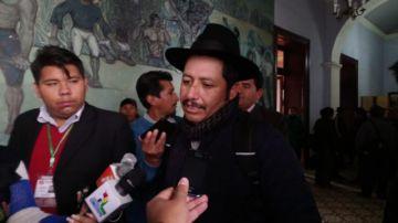 """Urquizu sobre candidatos de la oposición: """"No hay angelitos"""""""