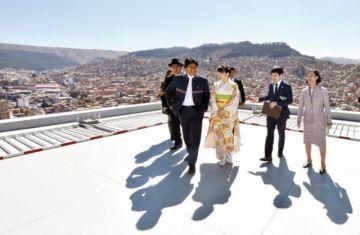 Princesa Mako aboga por relación con el país