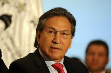 Detienen en EEUU al expresidente peruano Toledo