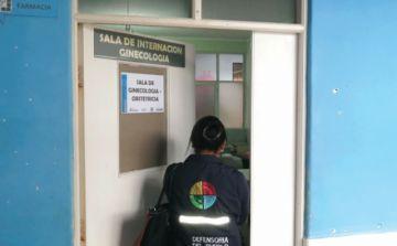 Niña violada de 12 años  dio a luz en Monteagudo