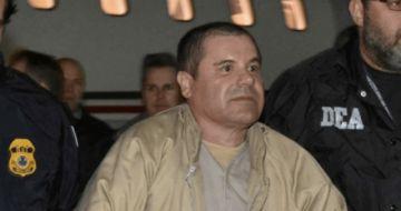 """""""El Chapo"""" es condenado a cadena perpetua"""