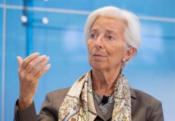 Lagarde formaliza su dimisión para 12 de septiembre
