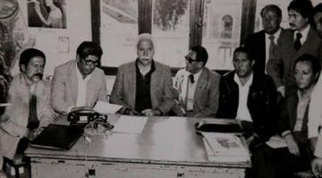 Evo, Samuel y Mesa recuerdan el golpe de estado de García Meza