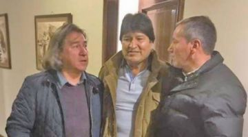 Candidato a primer senador por el MAS en Potosí fue diputado de Goni y senador de Tuto