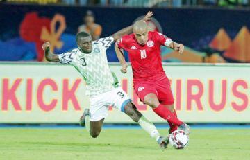 Nigeria derrota  a Túnez y logra el  bronce de África