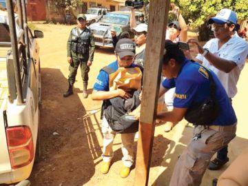Empadronamiento: Hay orden de captura para Alcalde del MAS