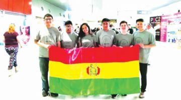 Sucrense lidera selección boliviana de matemáticas
