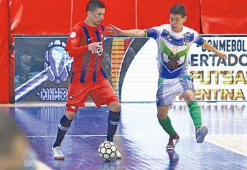 Proyecto Latin  se despidió de la  Copa de Futsal