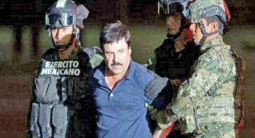 Condenan a El Chapo a encierro de por vida