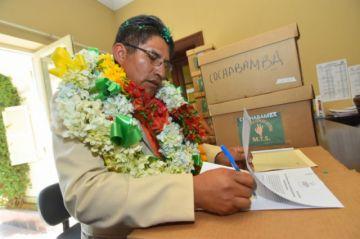 Patzidice que no conoce a sus candidatos a la Asamblea Legislativa