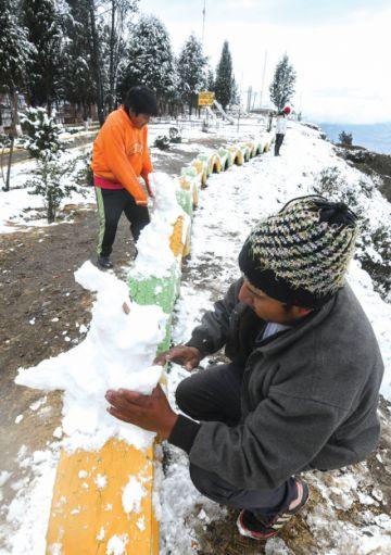 El clima tiende a mejorar en el altiplano
