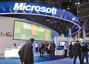 Microsoft gana más del doble que el año pasado