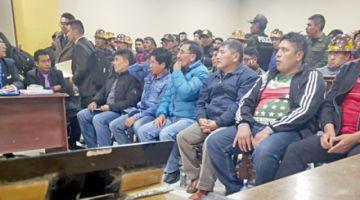 Sentencian a 4 mineros cómplices en caso Illanes