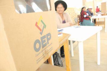 Candidatos se definen en La Paz