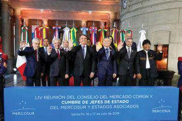 Bolsonaro: Bolivia da buenas señales para entrar al Mercosur